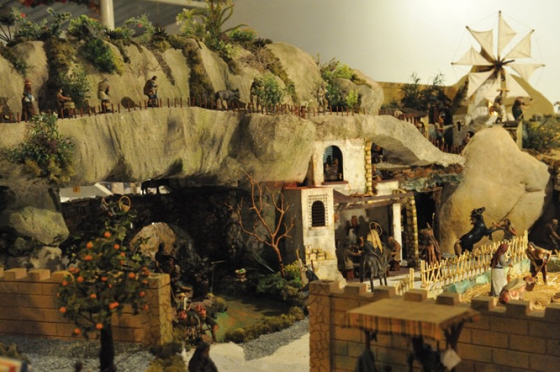 Murcia today belen nativity scenes to visit in the city of belen nativity scenes to visit in the city of murcia this christmas solutioingenieria Gallery