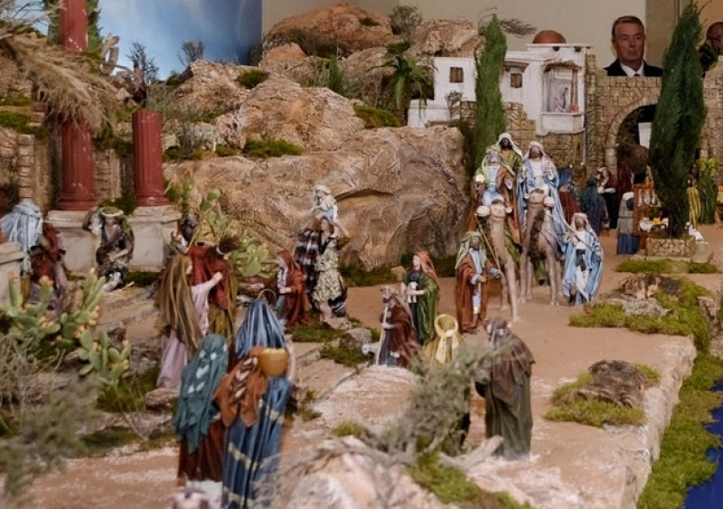 Murcia today belen nativity scenes to visit in the city of murcia the murcian regional government beln belen nativity scenes to visit in the city of murcia this christmas solutioingenieria Images