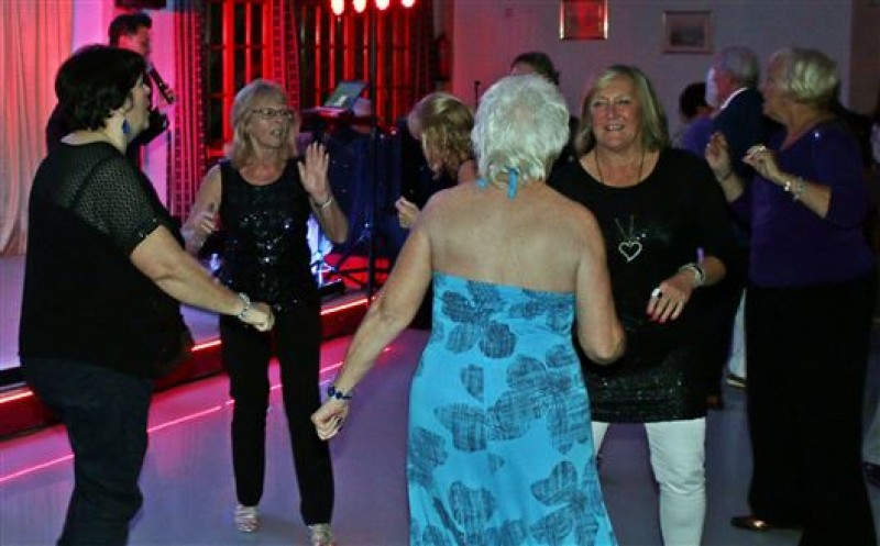 19th April, Welcome Group Monthly Dance, Camposol