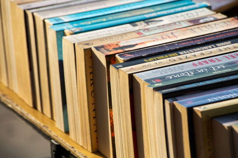 23rd May, Welcome Group Spain, Bookswap on Camposol
