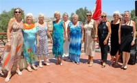 14th June, Welcome Group Spain, Ladies Afternoon, Camposol