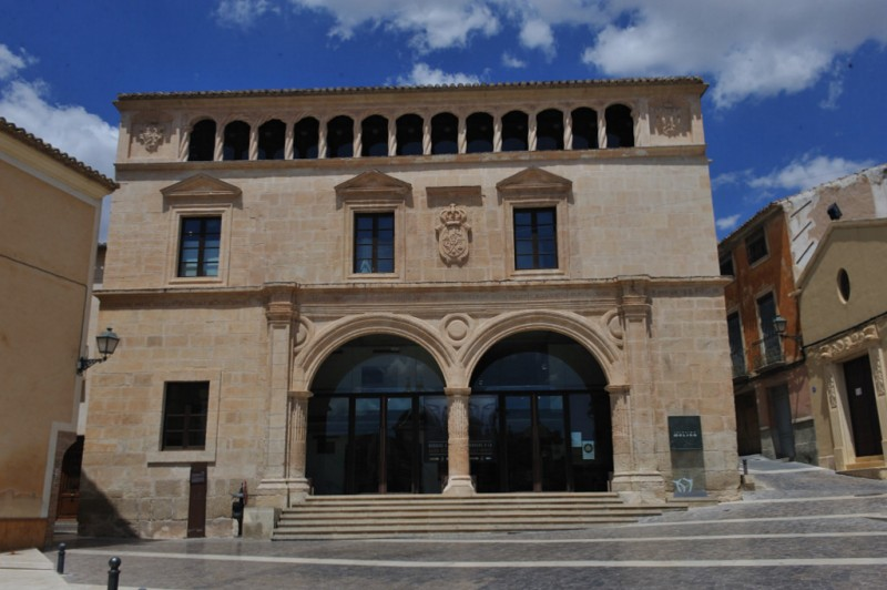 The Jeronimo Molina archaeological museum in Jumilla