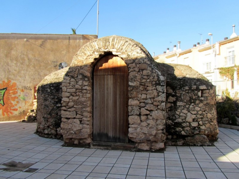 El Casón, a 1600-year-old Roman mausoleum in Jumilla