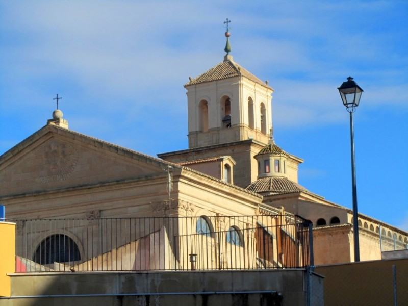 Iglesia Mayor de Santiago in Jumilla