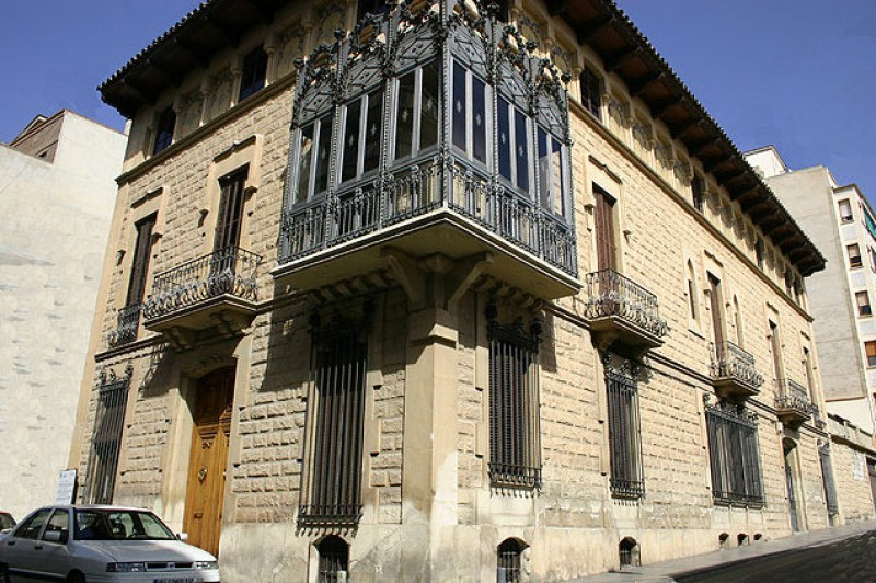 The Casa Modernista in Jumilla