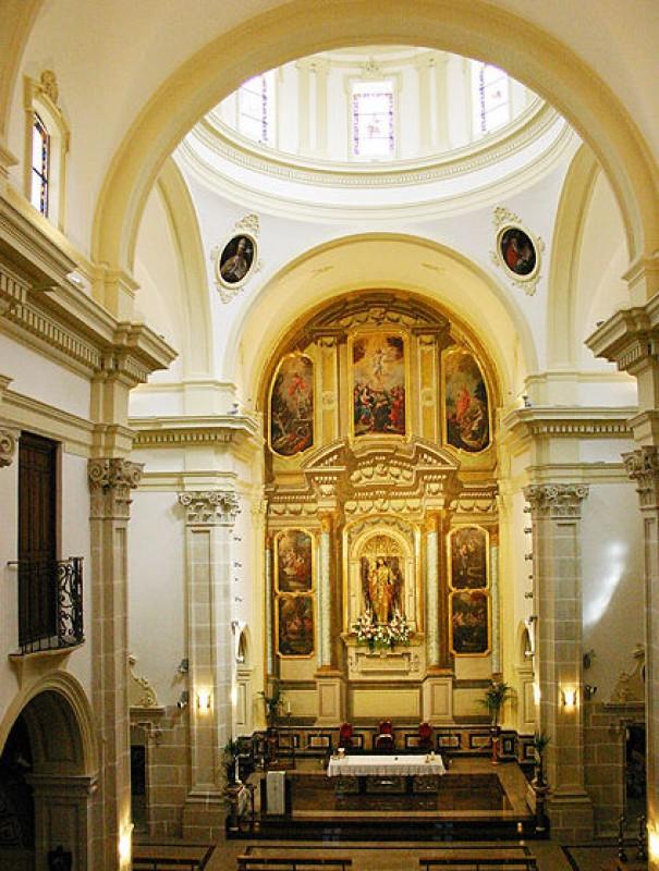 Iglesia de El Salvador, Jumilla