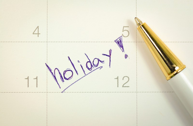 Bank holidays and local holidays for the Murcia Region in 2017