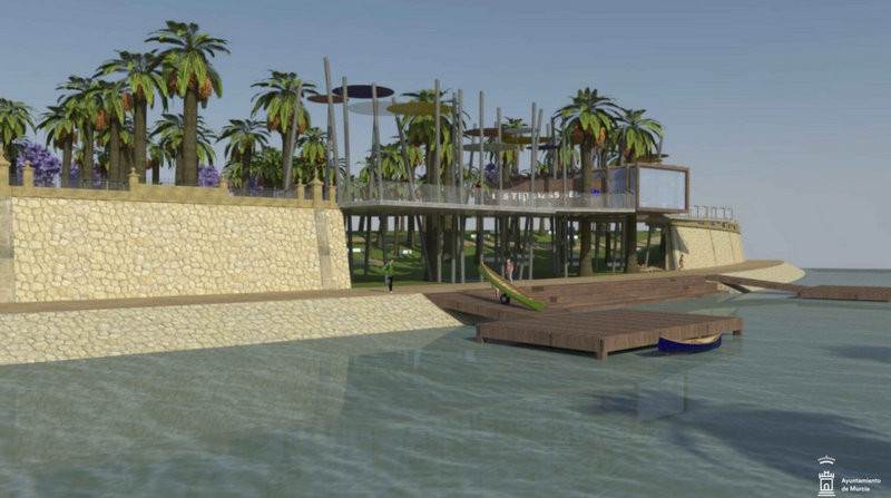 Murcia Town Hall gives the river back to the residents