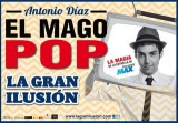 20th to 22nd January, magic spectacular at the Murcia auditorium