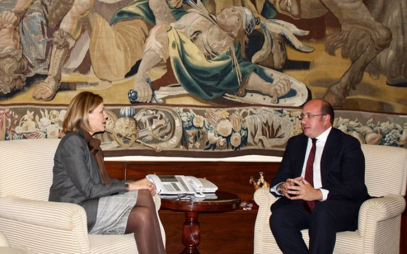 Murcia woos support from the Spanish government in plans to open Corvera airport