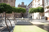 La Tienda de Susano offers 10€ lunchtime set menu next to Murcia Cathedral