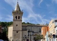 25th March free guided route around the historical centre of Yecla