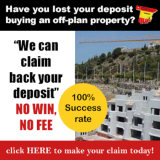 Get Your Off-Plan Property Purchase Deposit Back!