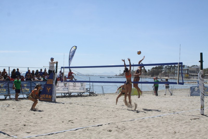Major sporting events in San Javier during 2017