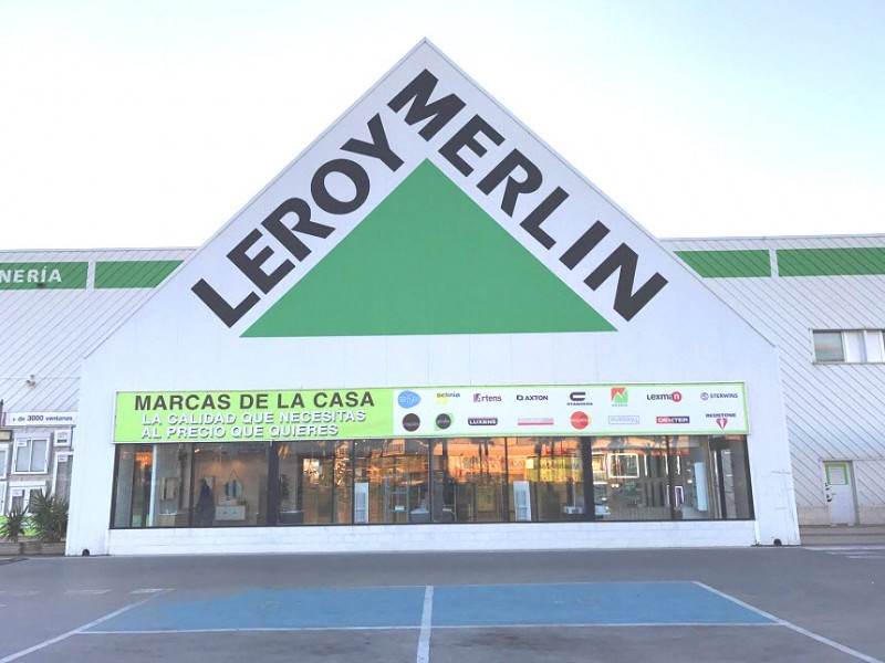 Leroy merlin leroy merlin gallery of idea with leroy - Leroy merlin murcia ventiladores de techo ...