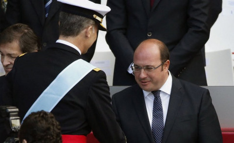<span style='color:#780948'>ARCHIVED</span> - Murcia president faces High Court investigation