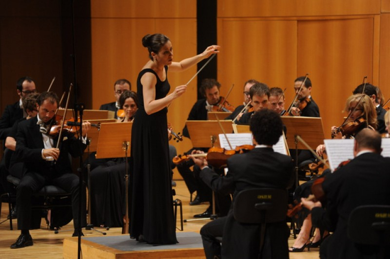 17th February, OSRM perform Mahler and Strauss at the Cartagena auditorium