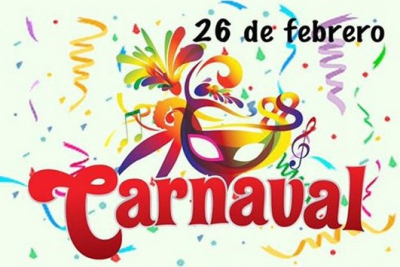 26th February San Pedro del Pinatar Carnival parade