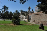 23rd April Free guided tour of Cartagena Military structures: Paseo de Ronda