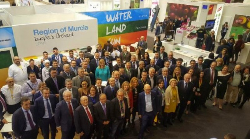Murcia consolidates position as leading Spanish fruit and veg exporter