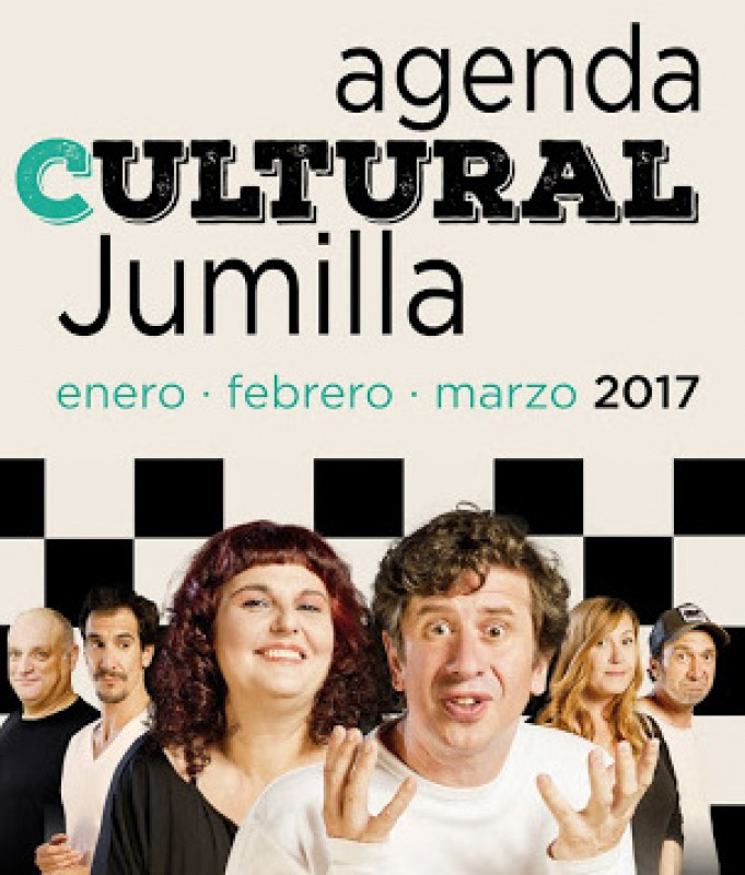 Cultural programme in Jumilla February-March 2017