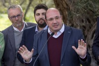 Murcia president named in Punica corruption case
