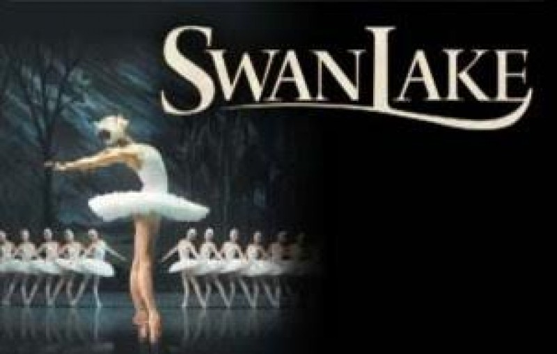30th March Ballet Swan Lake live at the Cine Las Velas Los Alcázares