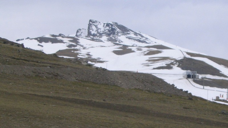 Murcian climber falls 300 metres to his death in the Sierra Nevada