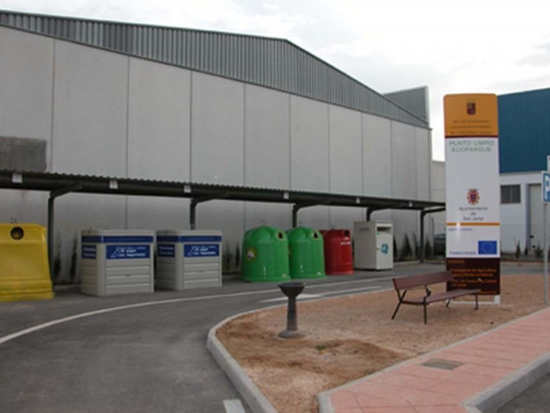 San Javier Recycling and Selective Waste Disposal