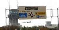 Fake Corvera airport landing attracts thousands on Facebook