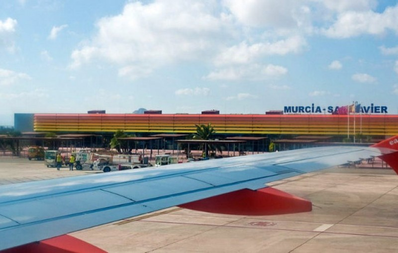 <span style='color:#780948'>ARCHIVED</span> - San Javier airport closure plans delayed by Aena compensation demand