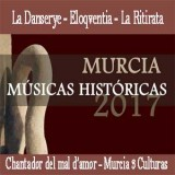 28th April La Ritirata with 18th century cello music in Murcia