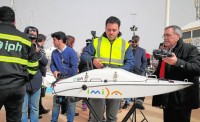 Drone technology to the rescue in the Mar Menor