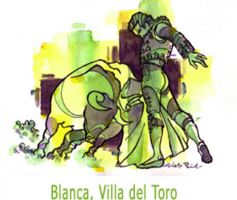 <span style='color:#780948'>ARCHIVED</span> - Blanca and Fortuna illustrate the bullfighting debate in Murcia