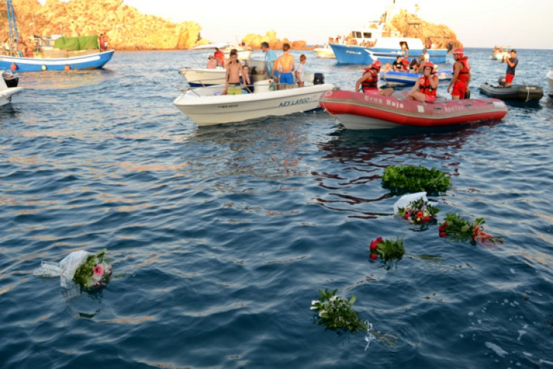 Fiestas during the month of July in Águilas
