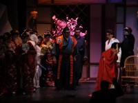 22nd March Madame Butterfly at the Teatro Romea Murcia