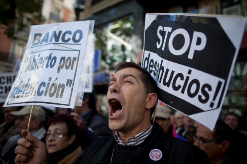 16,000 Murcia mortgage foreclosures placed on hold