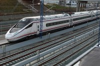 Temporary high-speed rail track to be laid in Murcia in May