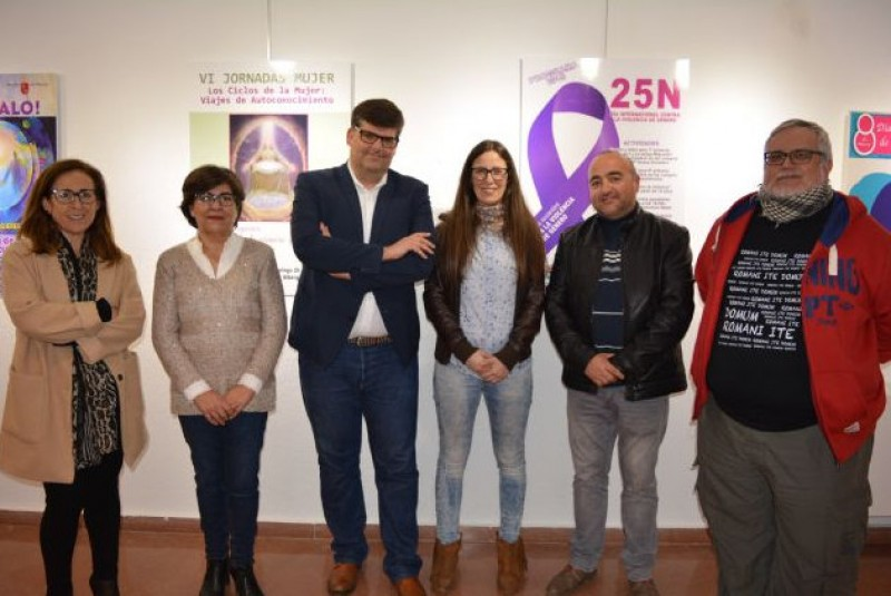 Aguilas exhibition celebrates progress towards gender equality