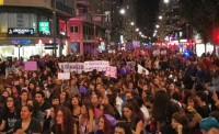 Thousands take part in Women's Day demonstration in Murcia