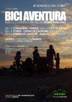 13th to 15th April cycling adventure from Cartagena to Águilas