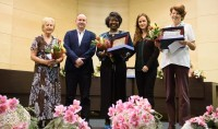 Mazarron recognizes efforts of foreign residents in International Women's Day presentation