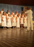 11th April Kodaly Choir concert at the Auditorio Victor Villegas in Murcia