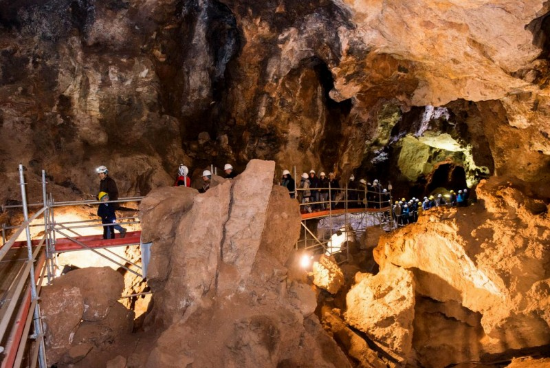21st April to 28th May Cueva Victoria Out of Africa in Alhama de Murcia