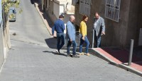 Aguilas Town Hall improves access on hilly central streets
