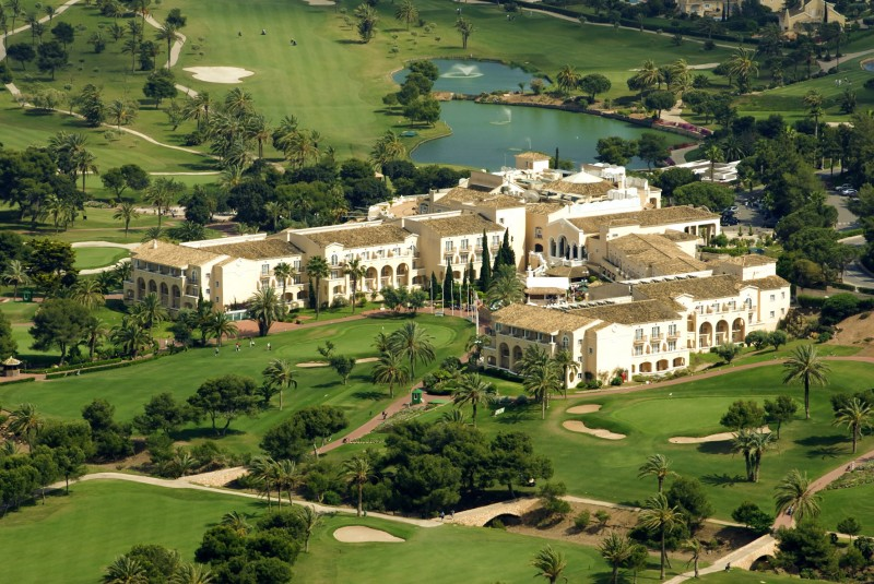 Fly to La Manga club with new BA Heathrow service