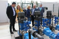 Excess desalinated water granted to farmers