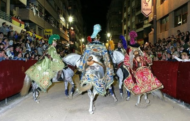 Tickets on sale for Lorca Easter processions