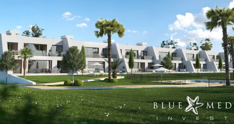 Bargain property deals in Murcia with bank repossession specialists BlueMed Invest