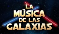 21st May, music from the Star Wars films at the El Batel auditorium in Cartagena